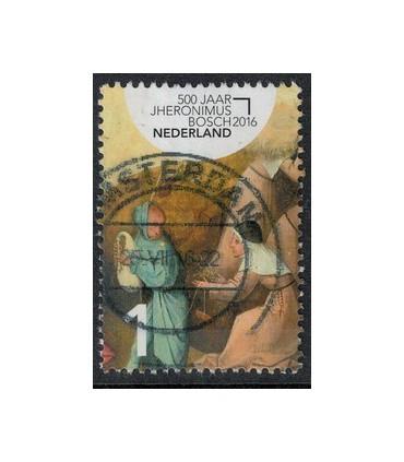 3384 Jheronimus Bosch doedelzakspeler (o)