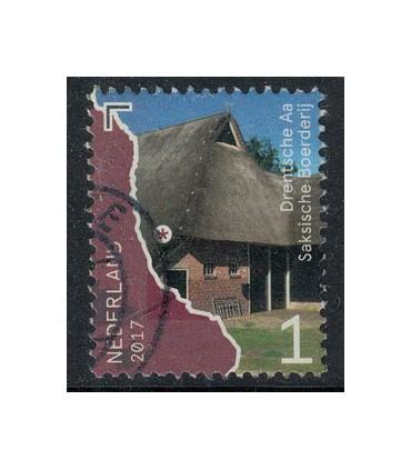 3498a Mooi Nederland Drentsche Aa (o)