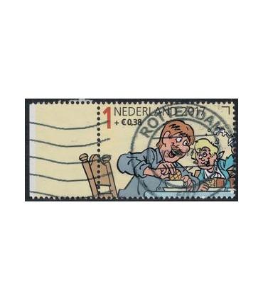 3586a Kinderzegel (o) TAB