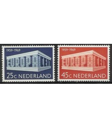 925 - 926 Europa-zegels (xx)