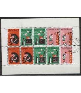 0899 Kinderzegels (o)