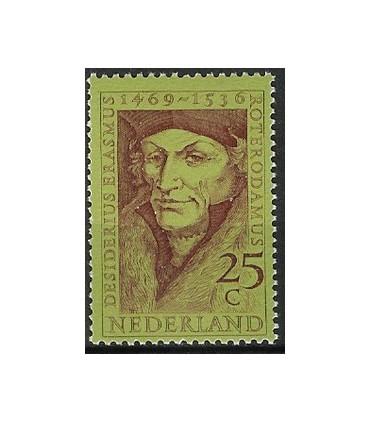 931 Erasmus-zegel (xx)