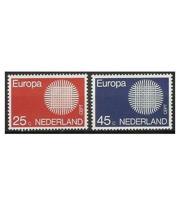 0971 - 972 Europa-zegels (xx)