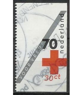 1293c Rode Kruis (o)