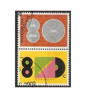 1905 - 1906 Doe Maar (o)