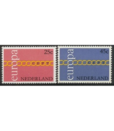 0990 - 991 Europa-zegels (xx)