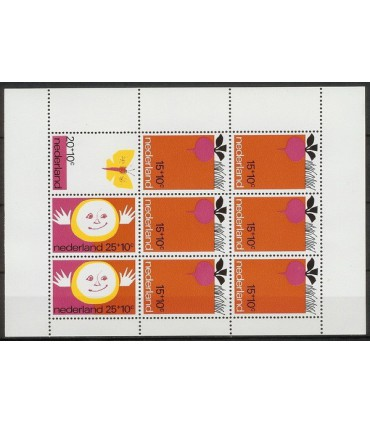 1001 Kinderzegels (xx)