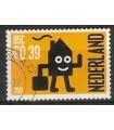 1988 Verhuiszegel (o)