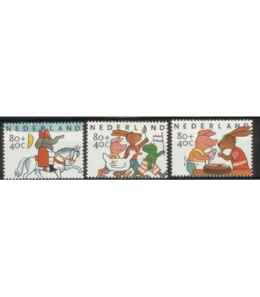 1784 - 1786 Kinderpostzegel (xx)