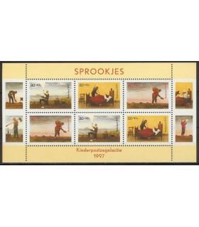 1739 Kinderzegels (xx)