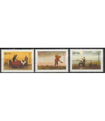 1736 - 1738 Kinderzegel (xx)