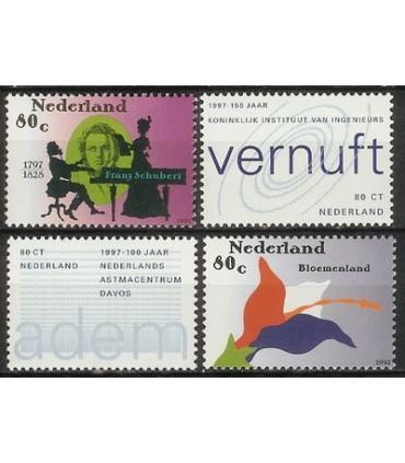 1729 - 1732 Vier Herdenkingen (xx)