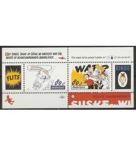 1715 Strippostzegels (xx)