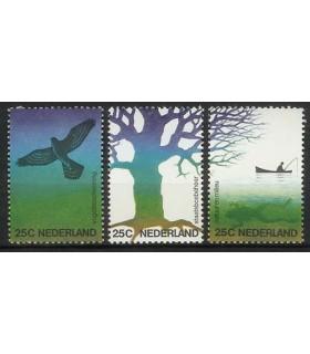 1043 - 1045 Natuur en Milieu (xx)
