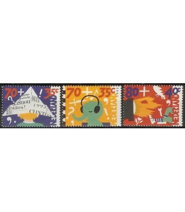 1575 - 1577 Kinderzegel (xx)