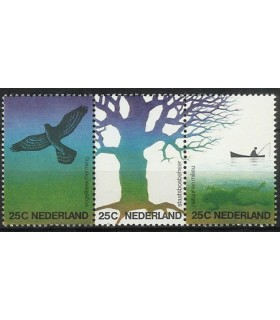 1043 - 1045a Natuur en Milieu (xx)
