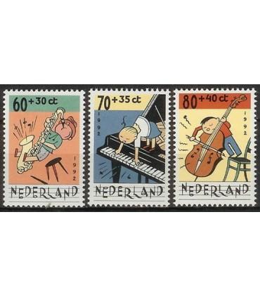1538 - 1540 Kinderzegels (xx)
