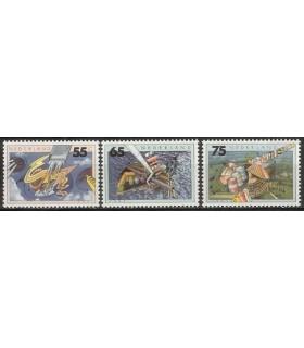 1462 - 1464 Milieuzegels (xx)