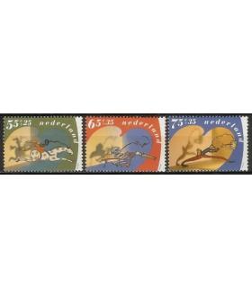1457 - 1459 Kinderzegel (xx)