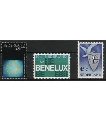 1055 - 1057 Gelegenheidszegels (xx)