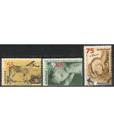 1399 - 1401 Zomerzegels (xx)
