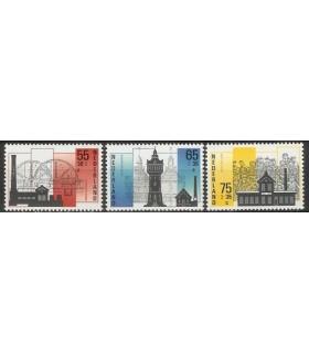 1372 - 1374 Zomerzegels (xx)