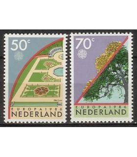 1353 - 1354 Europazegels (xx)