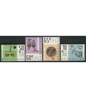 1348 - 1351 Zomerzegels (xx)