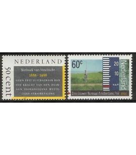 1345 - 1346 Gecombineerde uitgifte (xx)
