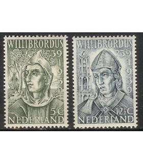 323 - 324 Willibrordus (x)