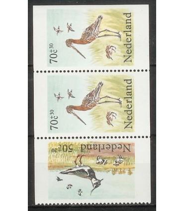 1305a - 1305c Zomerzegels (xx)