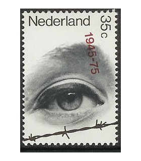 1072 Bevrijdingszegel (xx)