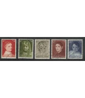 702 - 706 Kinderzegels (xx)