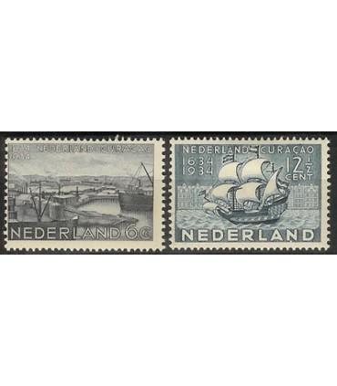 267 - 268 Herdenkingszegels (x)