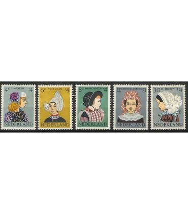 747 - 751 Kinderzegels (xx)