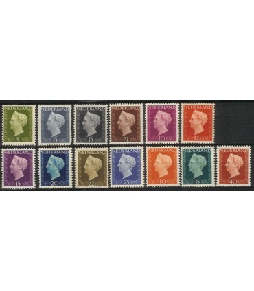 474 - 486 Koningin Wilhelmina (xx)