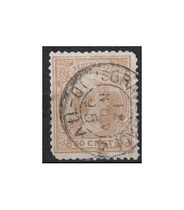 043 Prinses Wilhelmina Bkeus (o) 1