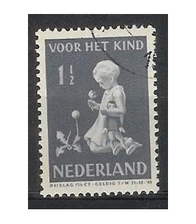 374 Kinderzegel (o)