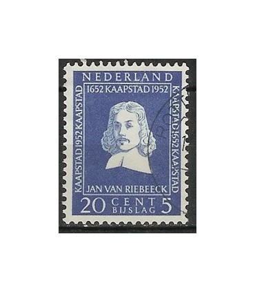 581 Riebeeckzegels (o)