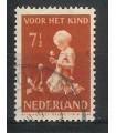 378 Kinderzegel (o)