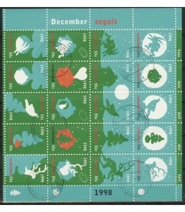1788 - 1807 Decemberpost (o)