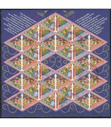 1579 - 1580 Decemberzegels (o)