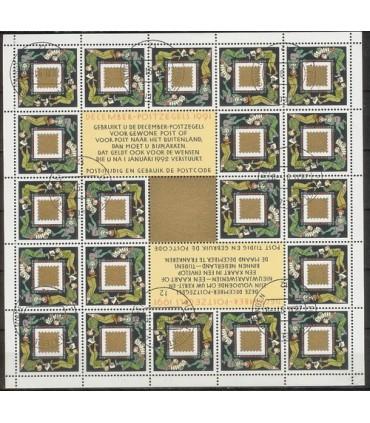1487 Decemberzegel (o)