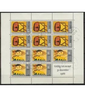 0854 Kinderzegels (o)