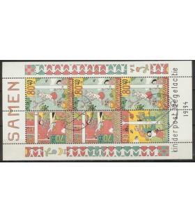 1627 Kinderzegels (o)