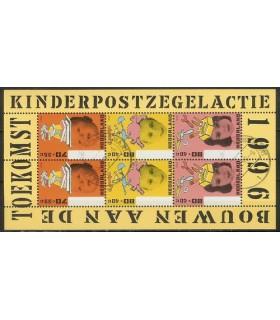 1701 Kinderzegels (o)