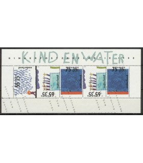 1418 Kinderzegels (o)