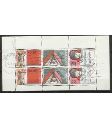 1171 Kinderzegels (o)