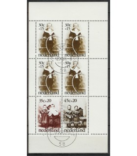 1063 Kinderzegels (o)
