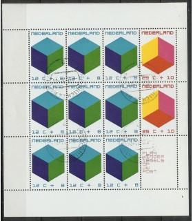 0983 Kinderzegels (o)
